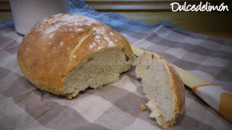 El pan que casi se hace solo