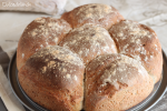 Pan de cerveza y semillas de amapola