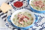 Gnocchi de polenta y espinacas