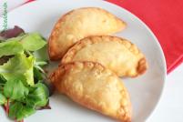 Empanadillas de Champiñones y Chorizo con Masa Casera