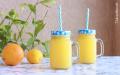 Limonada de naranja exprés