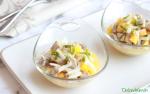 Ceviche de atún y mango