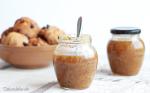 Mermelada de mandarina clausellina con semillas de amapola y miel