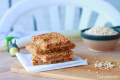 Barritas de puerro con cheddar y quinoa