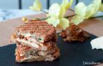 Sándwich de Alcachofas, Pollo y Manzana