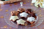 Bizcochitos de pera y vino
